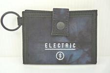 NEW ELECTRIC BIFOLD WALLET BLACK