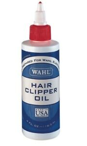 Wahl Electric Hair Clipper Trimmer Shaver Blade Oil Lubricant Lube 4oz 118ml