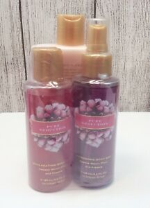 🔴 New Victoria's Secret PURE SEDUCTION 8.4 Lotion 4.2 Body Wash & Mist Set VS