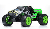 1/10 2.4Ghz Exceed RC Infinitive EP Off-Road Truck RTR Brushed Motor Sava Green