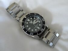 Solid Steel Oyster Bracelet for Seiko SKX 007 009 and SNZF Divers Watch 22 mm