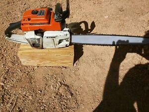 Stihl Chainsaw 041av In Chainsaws For Sale In Stock Ebay