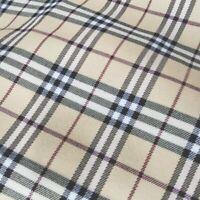 1 Yard Scotch Large Plaid Woven Cotton Tartan Fabric Dress Shirt Cloth Pants Bag