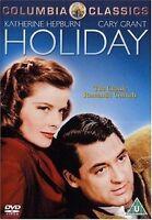 Vacanza Katherine Hepburn Cary Grant sony/Columbia UK Regione 2 DVD Nuovo Raro