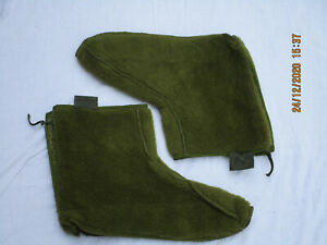 Liner Boot Footwear Covers,ECW,Survival, Size: 9-10, Thermo Füßlinge,1996