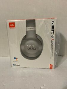 New!!! JBL By Harman Everest 710GA Wireless Over - Ear Headphones - Silver