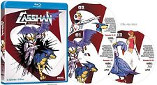 Casshan Complete Collection BLURAY (814131019844)