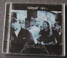 Metallica, garage inc, 2CD