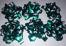 USF NCAA University South Florida Bulls GIft Topper Bow College Green Lot 6 New!