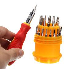 31 in 1 Precision MAGNETIC MINI Screwdriver Set Phone Repair Tools JU NEW