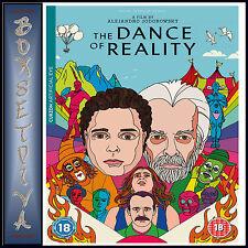 THE DANCE OF REALITY - Brontis Jodorowsky  *BRAND NEW DVD*