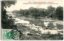 colonie Française du Sénégal , timbre N°33 sur carte postale