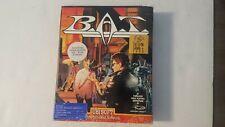 Bat B.A.T. Game for Atari St Ubi-soft computer game Cib