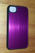 PINK Brushed Aluminum iPhone4s NIP Snap-On Case, think CHRISTMAS &Stocking Stuff