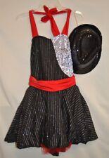 Liberts CABARET Dance Costume #1835 Adult Small