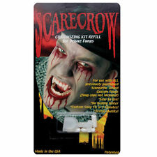 New Scarecrow Inc Vampire Fangs Refill Pack for Costume Teeth