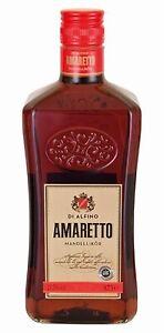 (8,56€ / 1l) Di Alfino Amaretto 21,5% vol.0,7l