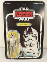 1981 Star Wars AT-AT Driver Kenner Action Figure ***Recarded*** Star Case
