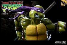 Sideshow Donatello Exclusive Tmnt Ninja Turtles Comiquette Sealed Ship #003/425