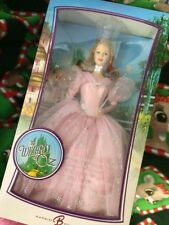 The Wizard of Oz Glinda the Good Witch 2007 Barbie Doll