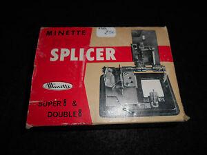 Video Raoto Minette Spicer Super 8 DOUBLE8 REF12196