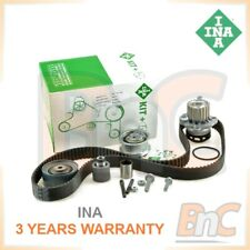 INA HEAVY DUTY TIMING BELT CAMBELT SET TENSIONER PULLEY & WATER PUMP AUDI A4
