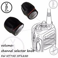 volume+channel selector knob For Motorola EP450 PRO3150 PRO5150/7150 Radio
