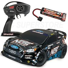NEW Traxxas NOS Brian Deegan Ford Fiesta ST Rally 4WD 74054-6 - FREE SHIPPING