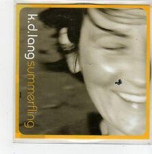 (FL785) K.D.Lang, Summerfling - 2000 DJ CD