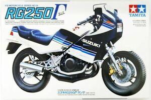 Tamiya 14024 1/12 SUZUKI RG250 motorcycle  plastic model KIT