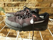 MensNIKE AIR MAX 1 * Ultra 2.0 Moire * Black UK 11 great condition RRP £120