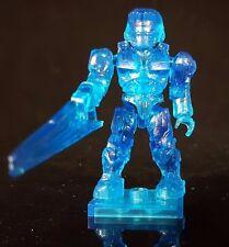 Mega Bloks Halo Series 5 S5 96978 Half AC Blue Spartan Beam Rifle