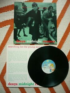 Dexys Midnight Runners Searching For The Young Soul Rebels Vinyl 1980 A1/B1 LP