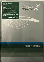 Roni Size Reprazent - New Forms (20th Anniversary) (4xCD) New Sealed Free UKP&P