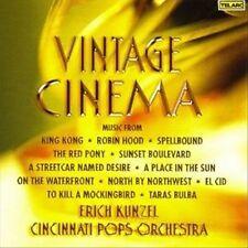 Vintage Cinema by Erich Kunzel/Cincinnati Pops Orch.