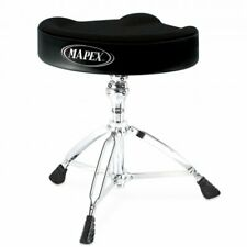 Mapex T765A Drum Stool Throne Saddle Cloth Top free 24 hour delivery