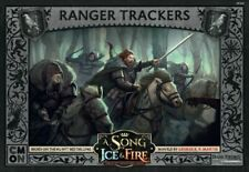 A Song of Ice & Fire Tabletop Miniatures Game: Night's Watch Ranger Trackers Boa