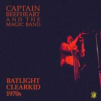 "Captain Beefheart - Batlight Clearkid (NEW 12"" VINYL LP)"