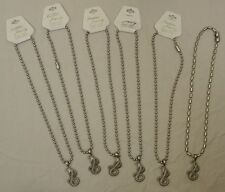 Ball Chain Necklaces Qty 6 Nickel Free Lead Free