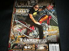 CYCLE SOURCE  magazine  april  2019  first look Harley's   CVO ROAD GLIDE    B-6