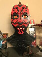 Lego Star Wars 10018 Ultimate Collector Series Darth Maul Bus No Instructions