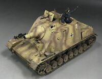 "1/35 Built Dragon 6892 WWII German ""Brummbar"" SPG w/Zimmerit Mid-production"