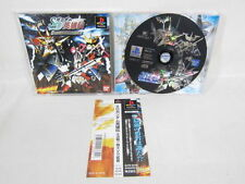 PS1 SD GUNDAM EIYUDEN Daikessen Knight Musha with SPINE * Playstation Japan p1