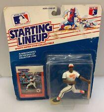 Starting Lineup Baseball 1988 Eddie Murray # 33 Baltimore Orioles White Jersey