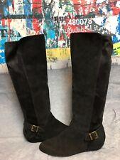STEVEN by Steve Madden Women's Levityy Black Boot Size 9.5
