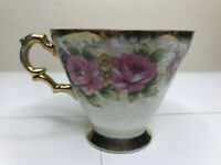 Vintage Norcrest FINE CHINA NW-C-367 Floral Design Tea Cup Hand Painted?