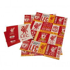 Liverpool F.C - Gift Wrap - Birthday