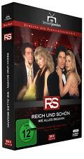 Reich und Schön - Box 8 - Staffel 8 - Folgen 176-200 - Fernsehjuwelen DVD