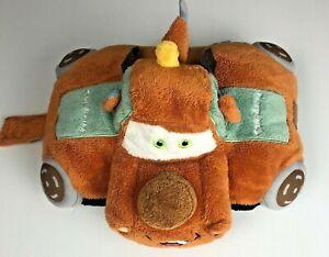 Plush Toys Cars Tow Mater Pillow Pets