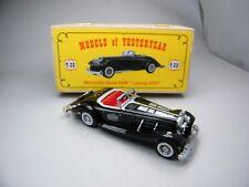 Matchbox MoY C2 Y20 Mercedes Benz 540K schwarz Leipzig 2003 selten OVP K13